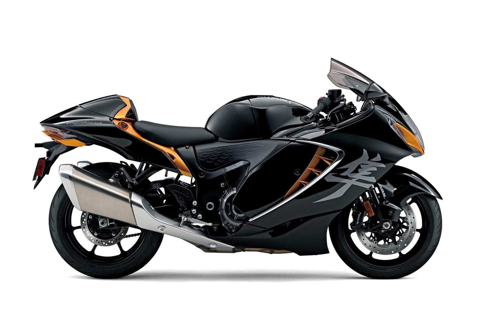 Suzuki hayabusa 2021 moottoripyörä