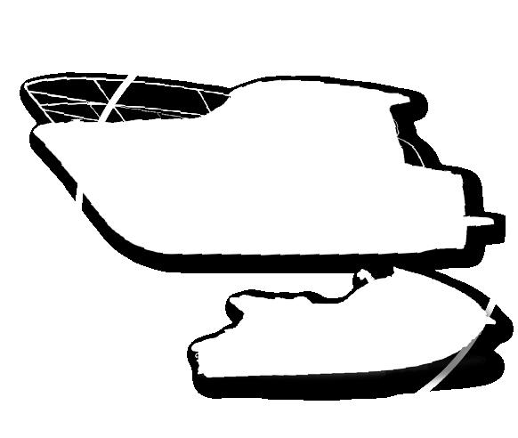 Marine veneet jet EMC