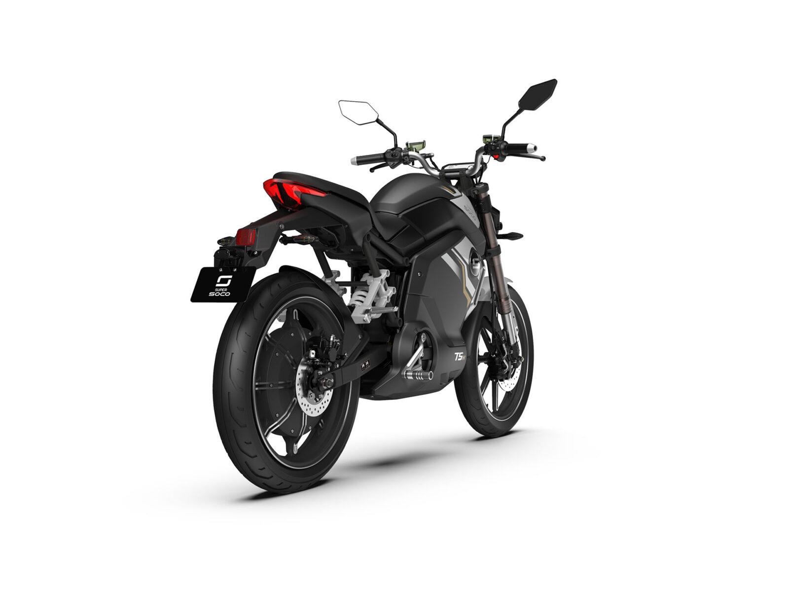 Super Soco TSX Black ATV 01769