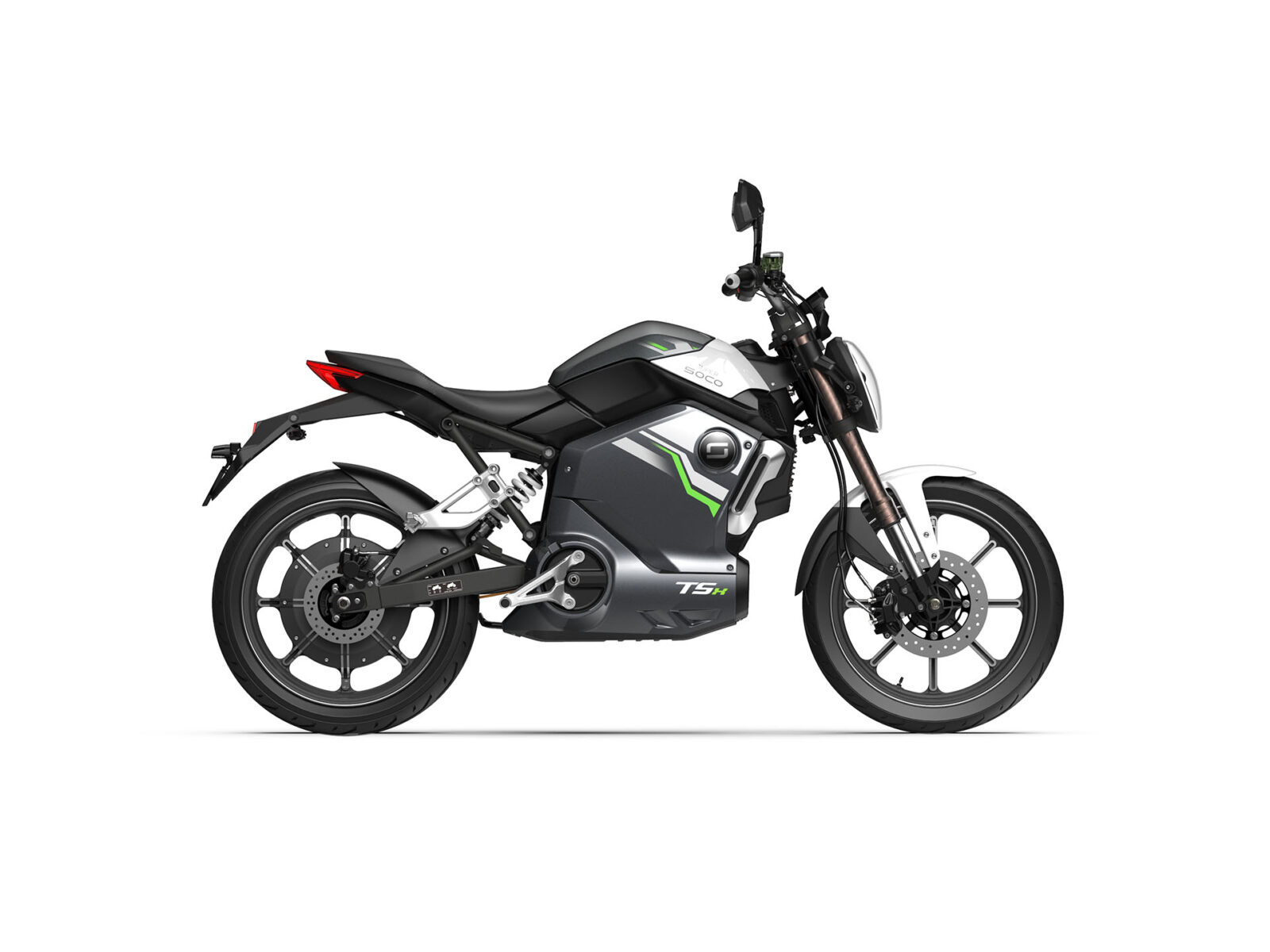 Super Soco TSX Grey ATV 01771