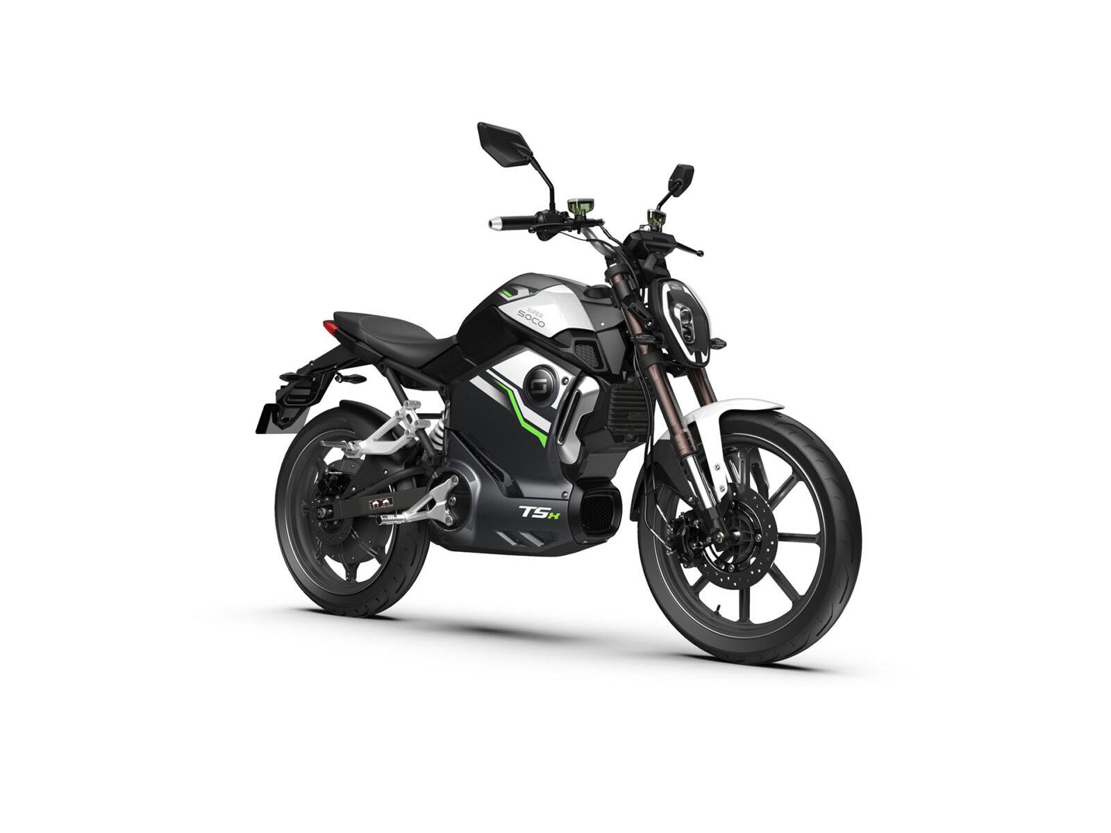 Super Soco TSX Grey ATV 01774