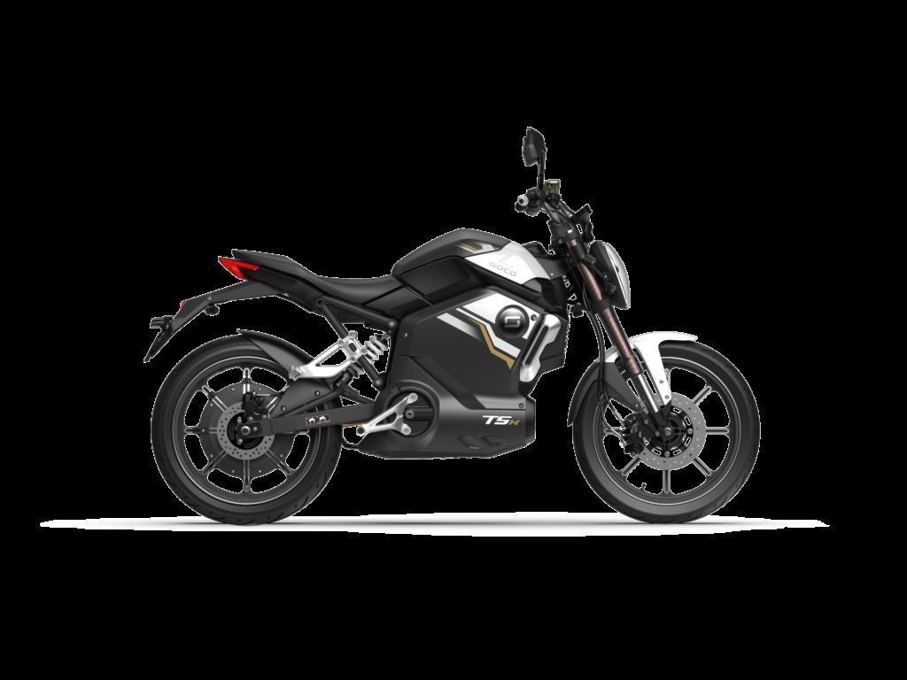Super Soco TSX Black ATV 01765