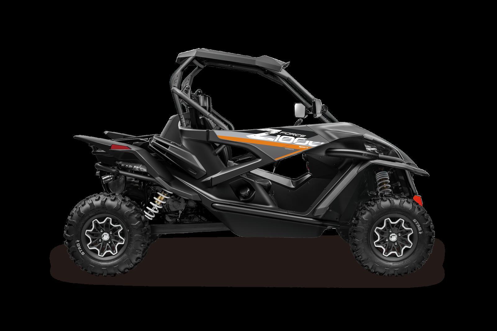 ZFORCE 1000 SPORT grey ATV 01844