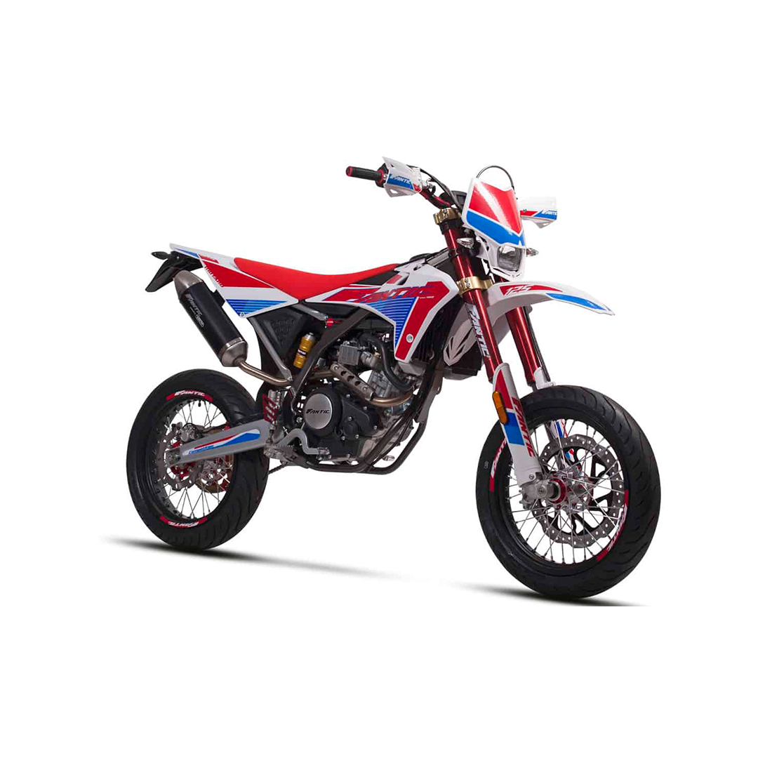 Fantic COMPETITION 125 Motard 2020 red s