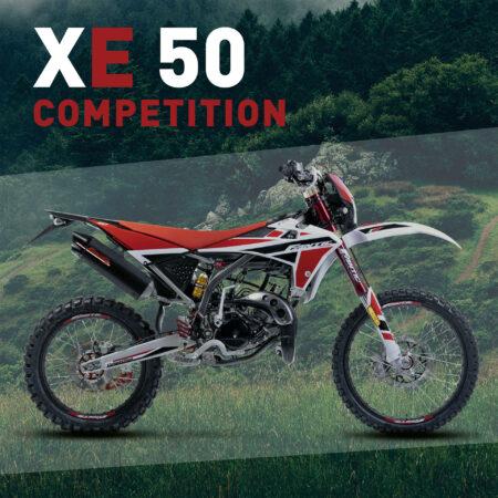 Fantic XE 50 COMPETITION Enduro