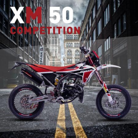 Fantic XM 50 COMPETITION Motard