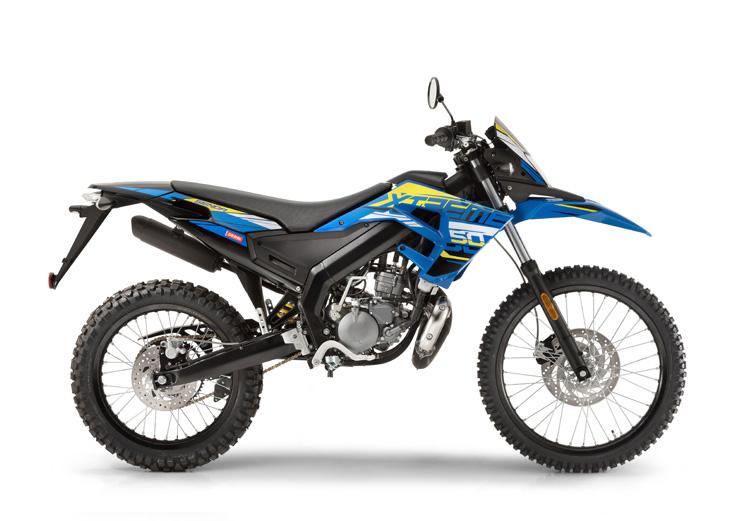 DERBI SENDA X-TREME 50 R 2020